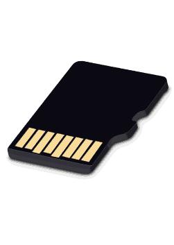 کارت حافظه میکرو 8 گیگابایت